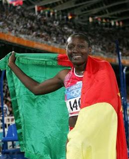 Francoise Mbango Etone