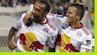 Thierry Henry in MLS