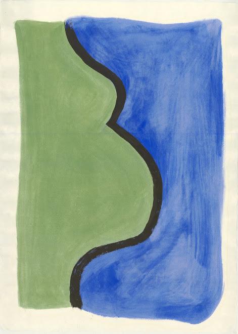 Water Art Bellies Print