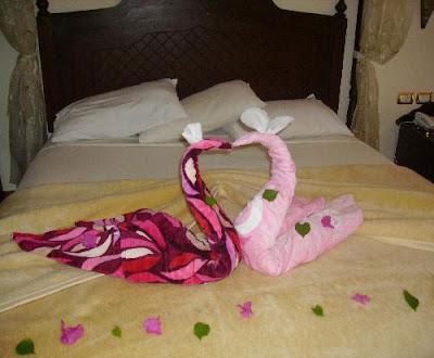 துவாய் சிற்பங்கள்  Cool+animal+towel+sculpture5