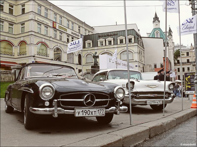 SOMETHING AMAZING: Cool Vintage Cars Rally