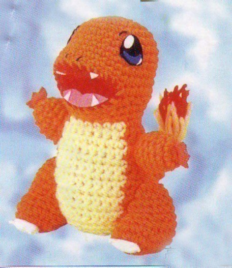 Amigurumi Pokemon Instructions : coolpics: 20 Pokemon Amigurumi