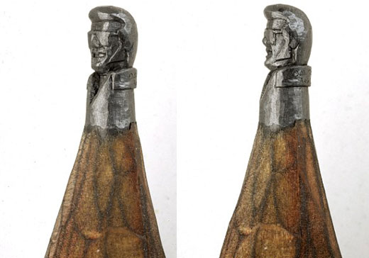 Something amazing awesome pencils tip carving by dalton