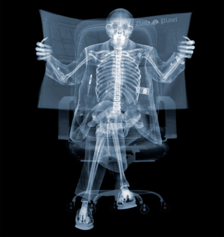 SOMETHING AMAZING: Awesome X-ray Photos by Nick Veasey