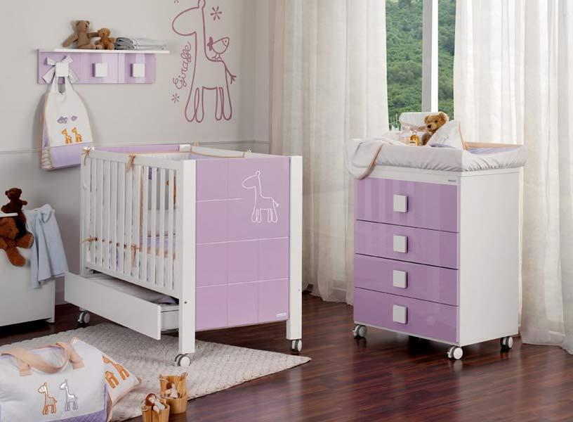 Con el bebe a cuestas cat logo micuna inspiraci n - Fotos habitaciones bebes ...