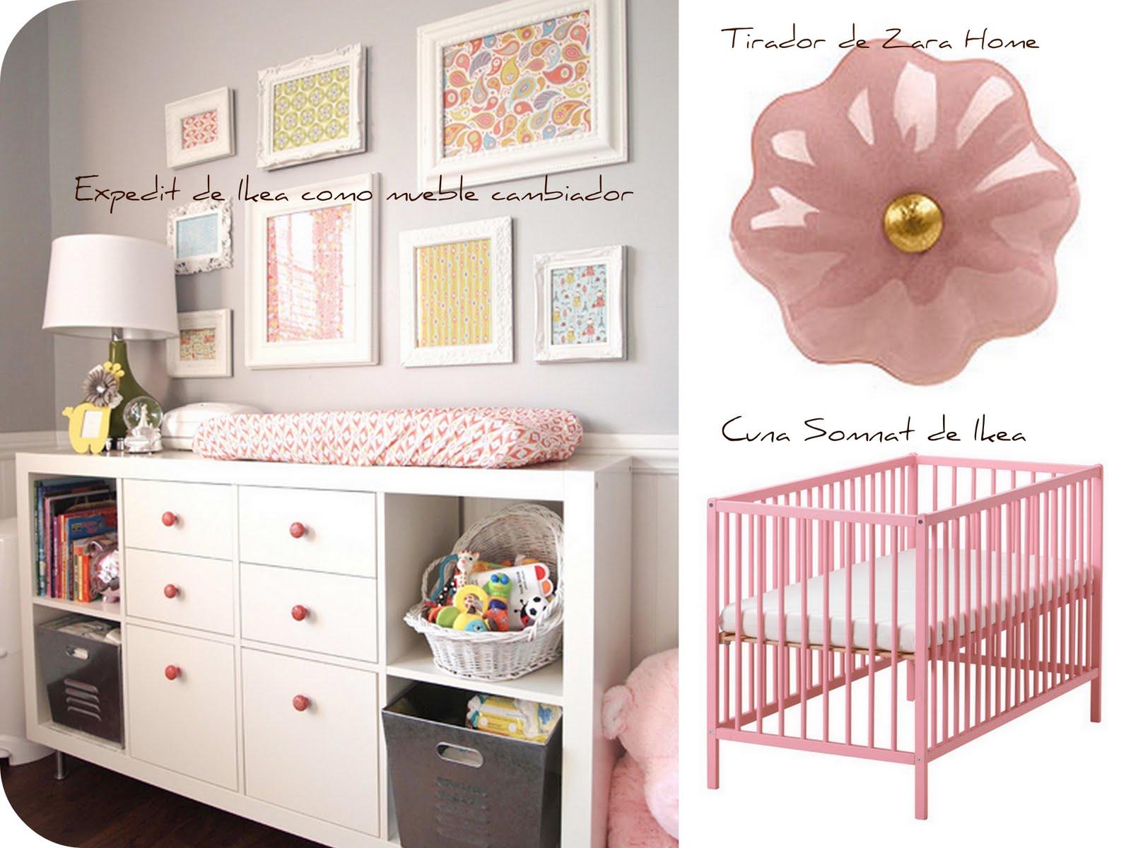 Habitación verde para bebé   Decoración de Cuartos   Pinterest ...
