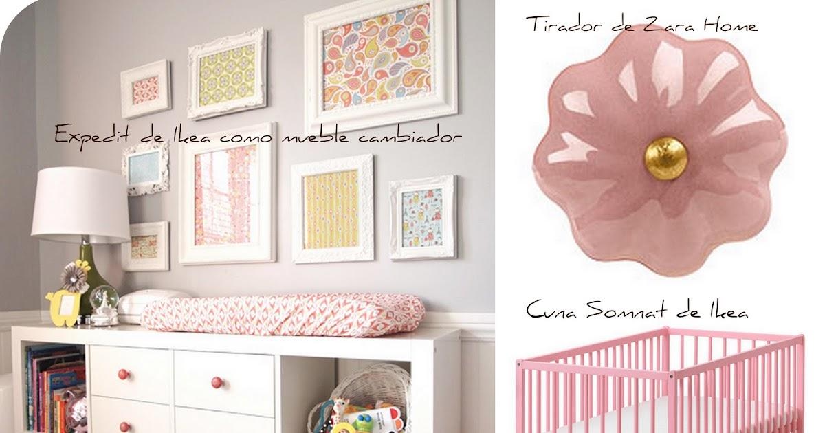 Con el bebe a cuestas expedit como mueble cambiador en la for Mueble cambiador prenatal