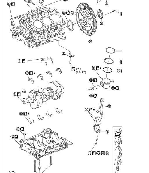 vr38 cylinder block