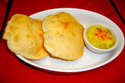 Batura recipe / Bhatura Recipe / Bhature Recipe