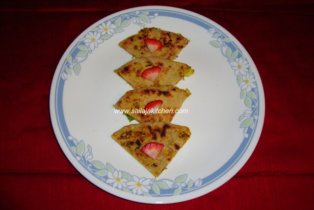 photo of Cabbage Paratha