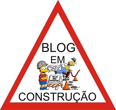 Blog em Reforma
