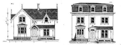 Victorian Houseplans September 2007