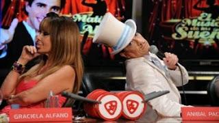 Graciela Alfano cuenta la pelea con Pachano