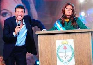 Cristina en Gran Cuñado