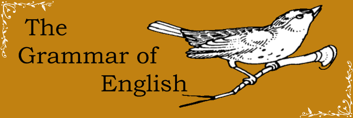 The Grammar of English