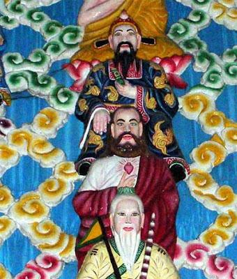Os SantosCao Dai, sem barreiras de tempo e cultura