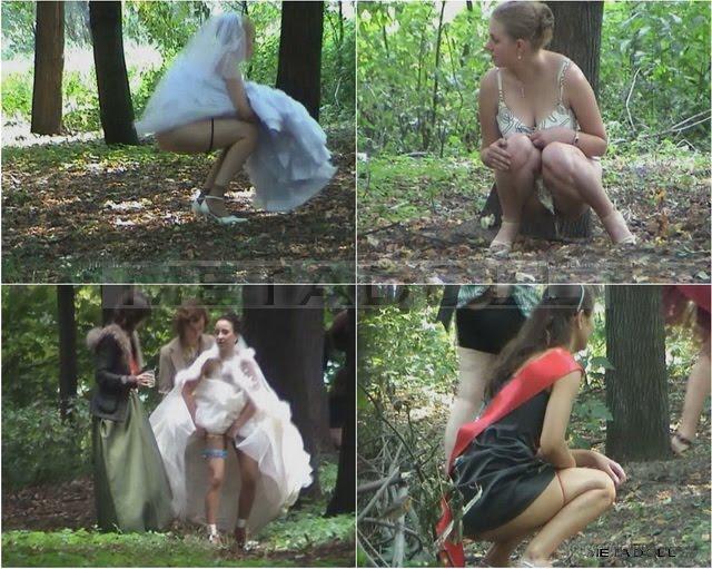 прошерстила писающие невесты на улице онлайн совсем для