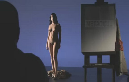 nude theater
