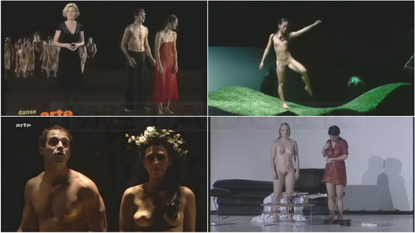 Naked Theater 04 / Голый театр 04