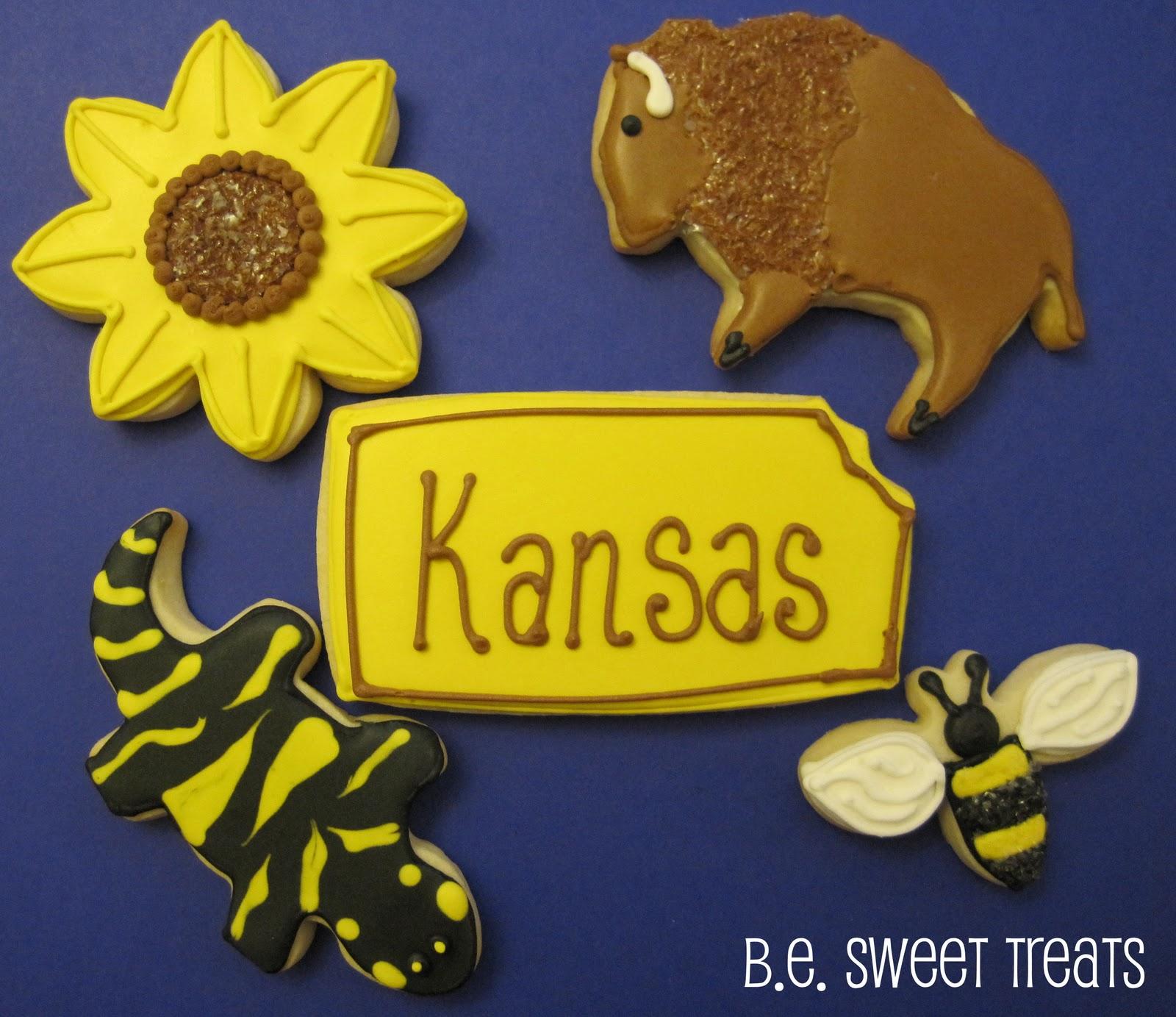 Be Sweet Treats Kansas Day 2011