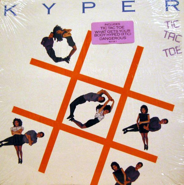 Kyper - Tic Tac Toe