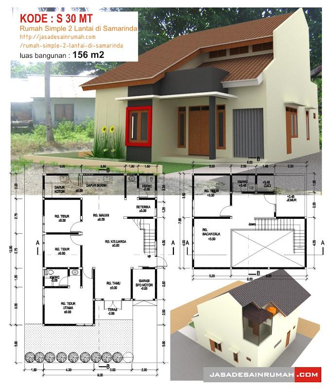 Inspirasi untuk Desain Rumah Mewah 2 Lantai 2015 yang apik
