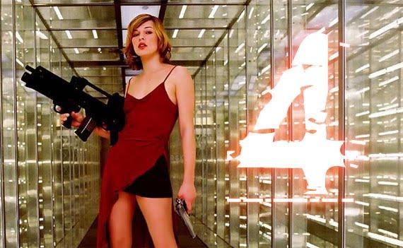 Trailer Resident Evil 4 Afterlife