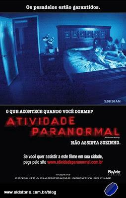 Atividade Paranormal Legendado 2009
