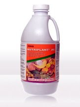 Nutriplant AG Foliar Organic Fertilizer