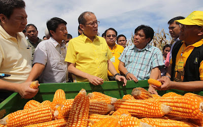 President Aquino Secretary Alcala Philmaize