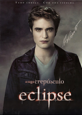 Eclipse Robert Pattinson as Edward