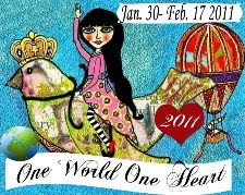 One world One Heart!!