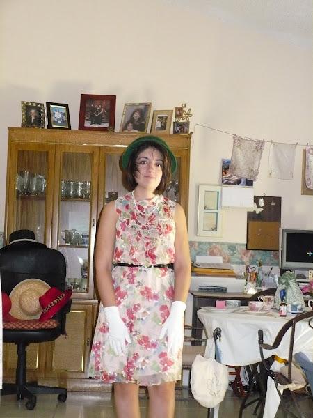 My Kayla Dumplin 50's Style