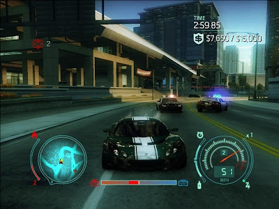 Need for Speed Undercover Reloaded
