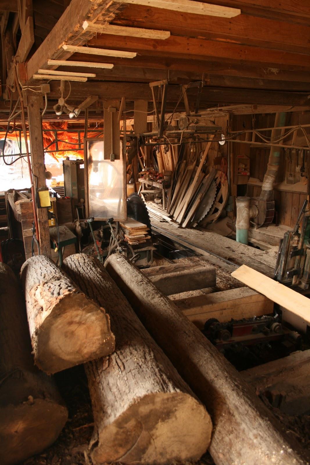 Raw goods eddy lumber