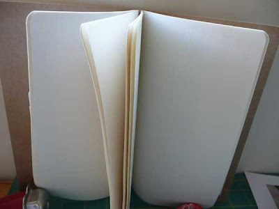 blank pages in book. lank pages of a ook.