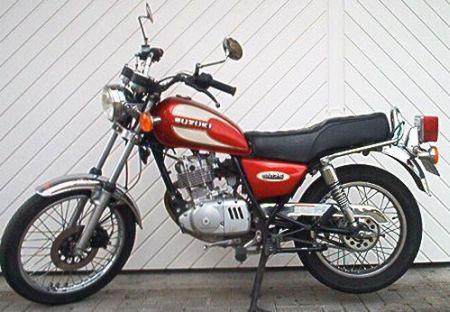 suzuki 125 suzuki gn 125cc 1970