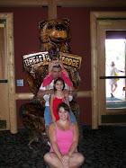 Family Totem Pole