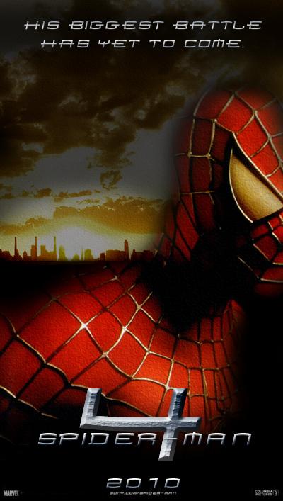 Spider-Man 4 Movie