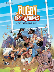 Le Rugby des Barbares T.4