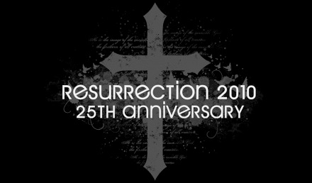 Resurrection 2010 Shirts
