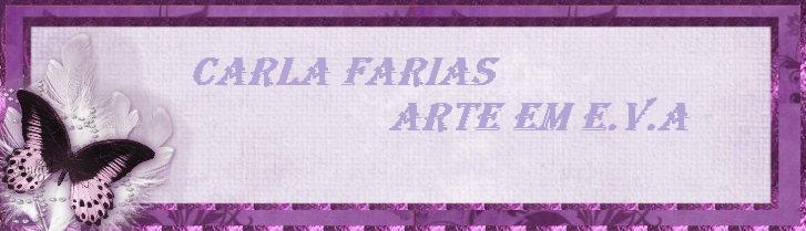 Carla Farias Arte em E.V.A