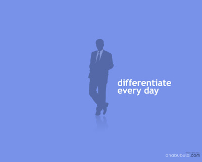 Differentiate Wallpapers