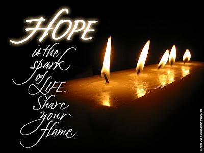motivation wallpaper. Motivation-Wallpaper: Hope is