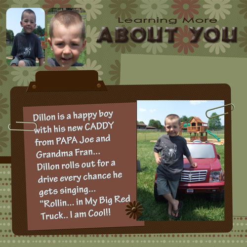 Cool Dillon