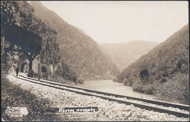σιδηρόδρομος στην θράκη