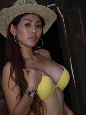 Model Indo on Godzi The Bunblebee  Indonesian Model Elsa Krasova Bikini Photo Shoots