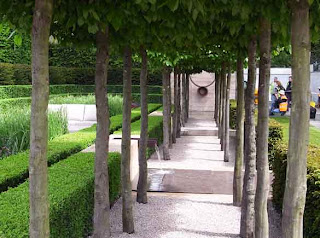 The laurent perrier garden by luciano giubbilei photo martin pope