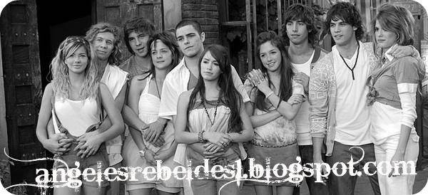 Angelitos y Rebeldes