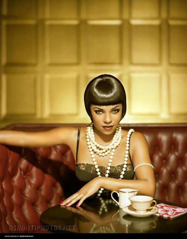 CelebSweet » Hot Singer Ashanti